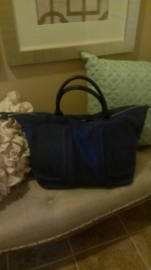 See by Chloé Satchel in Ultramarine Blue