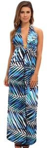 Blue Maxi Dress by Trina Turk