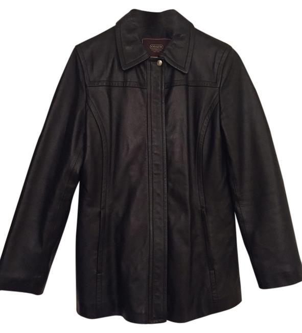 Preload https://item5.tradesy.com/images/coach-black-leather-jacket-size-4-s-5638834-0-0.jpg?width=400&height=650