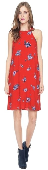 Preload https://item3.tradesy.com/images/splendid-red-mixed-floral-large-knee-length-short-casual-dress-size-12-l-5639467-0-1.jpg?width=400&height=650