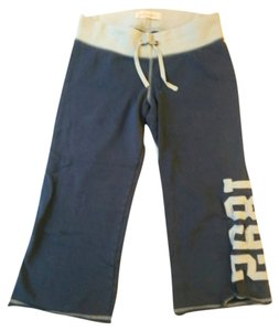 abercrombie kids Navy, Crop, Capris, Sweatpants