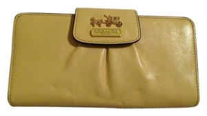 Coach Coach Madison Leather Slim Envelope Wallet