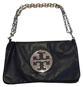 Tory Burch Clutch Evening Leather Leather Chain Shoulder Bag