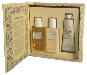 Crabtree & Evelyn Crabtree & Evelyn shower gel and lotion gift box set