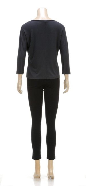 Max Mara Top Dark gray
