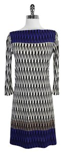 Diane von Furstenberg short dress Long Sleeve Shift Silk on Tradesy