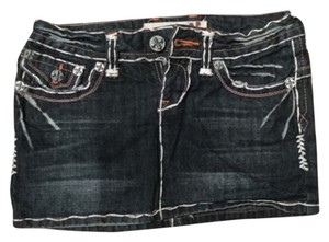 Laguna Beach Jean Company Mini Skirt