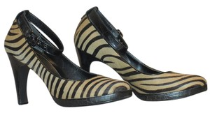 Linea Paolo Brown/Tan Platforms