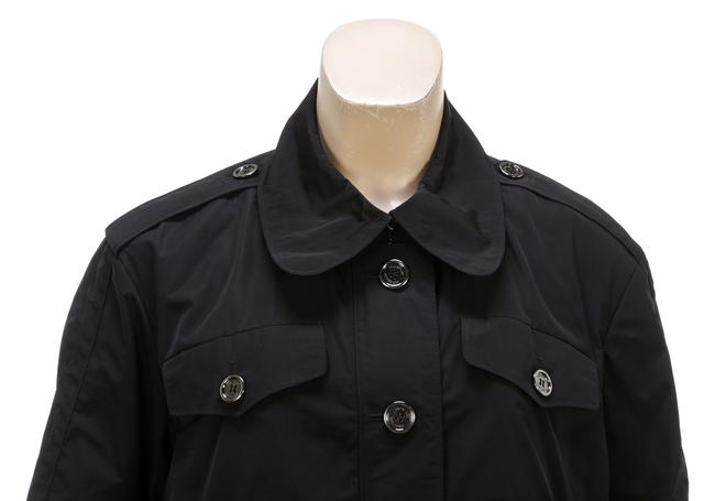 Burberry Black Womens Jean Jacket