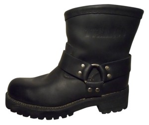 Durango Leather Motorcycle Riding black Boots