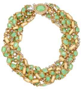 Kate Spade Kate Spade New York Land & Sea Twist Statement Necklace