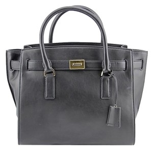 Michael Kors Hamilton Traveler Medium Tote in Black