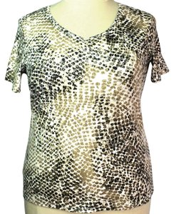 Karen Scott Plus Size Fashions Top