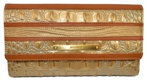 Brahmin Checkbook Mohave Vineyard Clutch