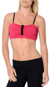 Zobha Braids Rouching Fancy Sports Bra