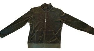 Juicy Couture Forest Green, Juicy Couture, Velvet, Track, Jacket