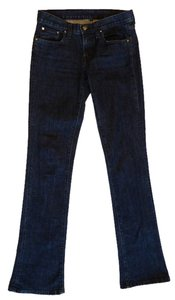 Polo Ralph Lauren Boot Cut Jeans-Dark Rinse