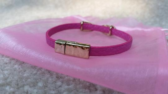 Other Pink and Gold Tone Bracelet