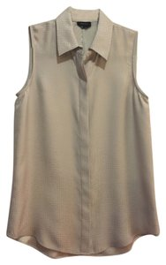 Theory Top Lt. Grey/Silver