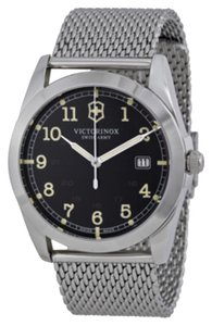 Victorinox Victorinox Swiss Army Infantry Three Hand Stainless Steel Men's Watch