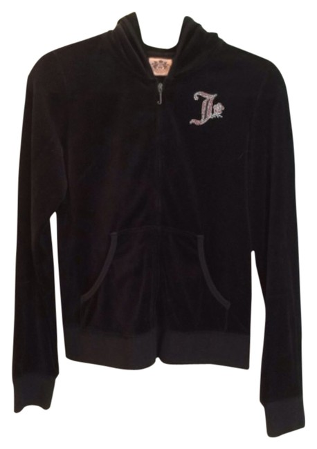 Preload https://item2.tradesy.com/images/juicy-couture-blac-sweatshirthoodie-size-12-l-5643601-0-0.jpg?width=400&height=650
