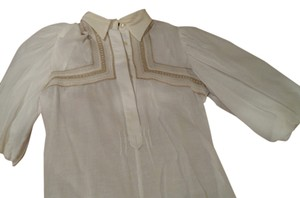 Gianfranco Ferre Top WHITE