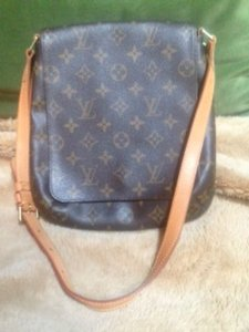 Louis Vuitton Musette Salsa Shoulder Bag