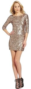 Sugarlips Cocktail Sequined Sequined Bachelorette Party Bridesmaid Night Out Vegas Sexy Dress