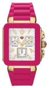 Michele Brand new MICHELE JELLY BEAN GOLD/ Pink MWW06L000021