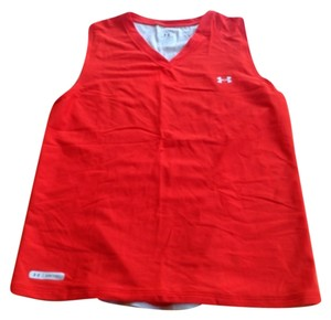 Under Armour Under Armour Metal Orange Tank Top