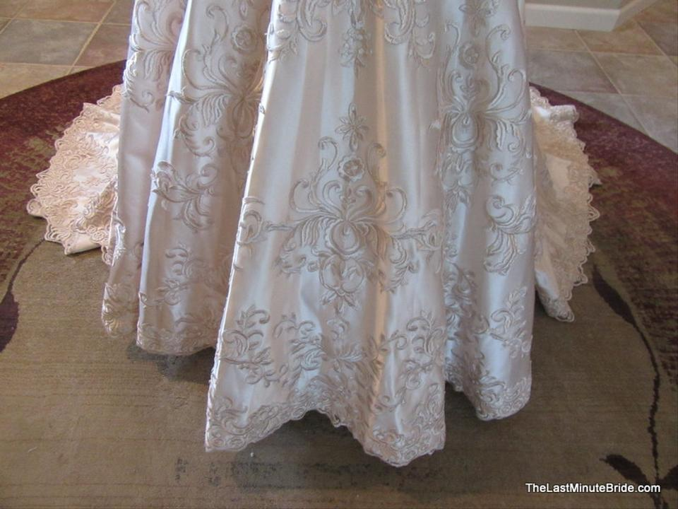 Madison james mj150 wedding dress on sale 23 off for Madison james wedding dress prices