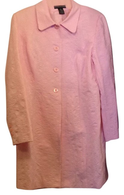Donna Rae Pea Ladies Stretchy Pea Coat