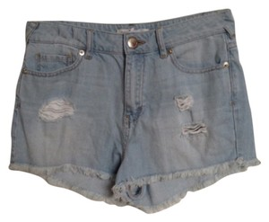 BCBGMAXAZRIA Cut Off Shorts
