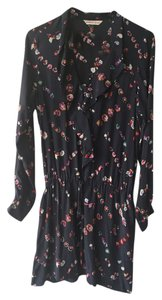 Rebecca Taylor short dress Floral Silk Summer Chic on Tradesy