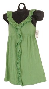 Ella Moss short dress Green Top Nordstrom on Tradesy