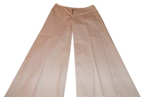Ralph Lauren Wide Leg Pants WHITE