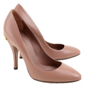Gucci Womens Pump Tan Pumps