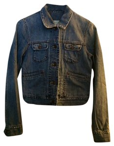 Abercrombie & Fitch Denim Womens Jean Jacket