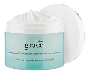 PHILOSOPHY LIVING GRACE WHIPPED BODY CREME NEW IN BOX 8 oz SEALED NEVER OPENED