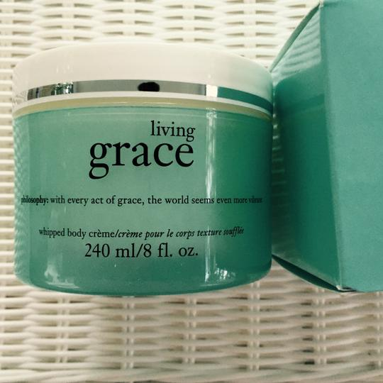 Other PHILOSOPHY LIVING GRACE WHIPPED BODY CREME NEW IN BOX 8 oz SEALED NEVER OPENED