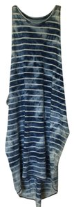 Silence + Noise short dress Blue Urban Outfitters on Tradesy