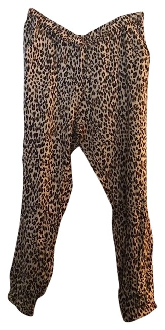 OBEY Trouser Pants Leopard