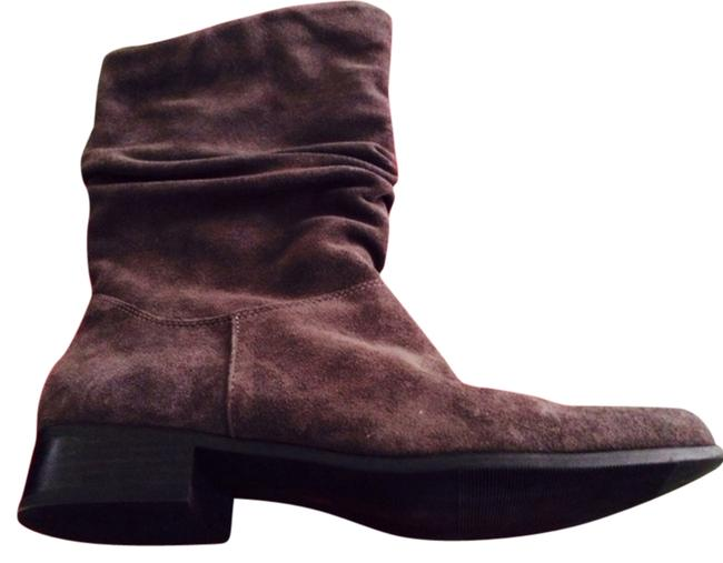 Item - Charcoal Gray Boots/Booties Size US 10 Regular (M, B)