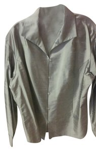 Liz Claiborne Top one gray one rose