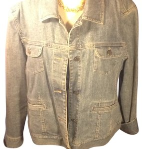 Re Womens Jean Jacket