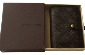 Louis Vuitton Pre-loved Louis Vuitton French Kiss wallet