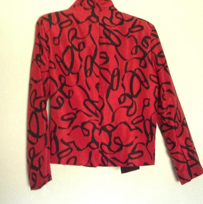 Other Red/Black Jacket