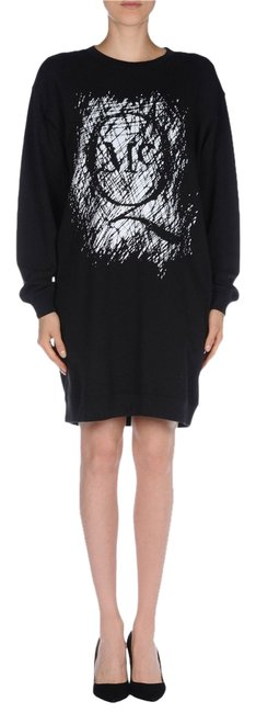 Preload https://item1.tradesy.com/images/mcq-by-alexander-mcqueen-black-print-sweatshirt-with-pockets-short-casual-dress-size-6-s-5653075-0-6.jpg?width=400&height=650