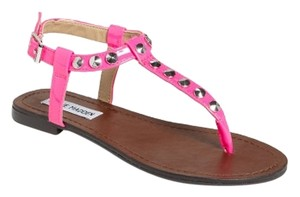 Steve Madden Hot pink Sandals