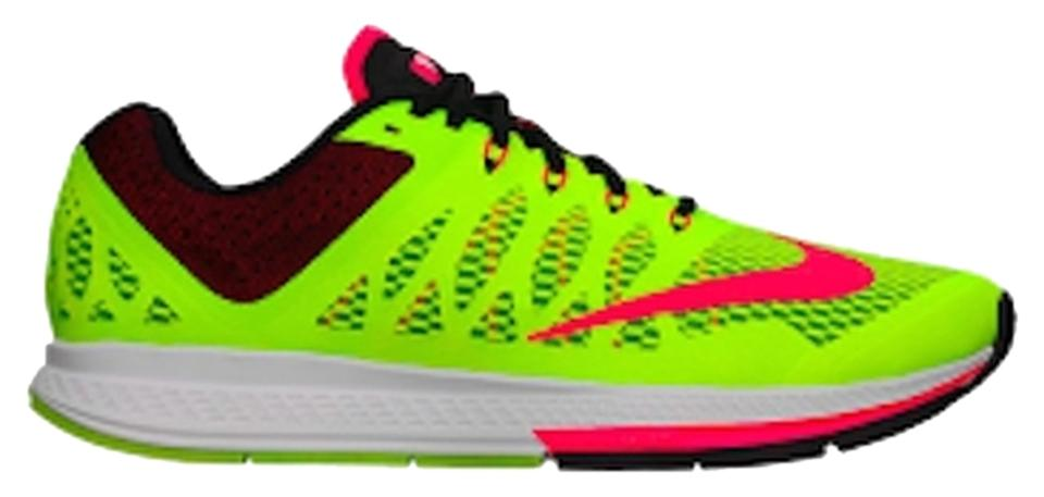 1e434632aba Nike Flourescent Men s Zoom Elite 7 Sneakers Size US 12.5 Regular (M ...